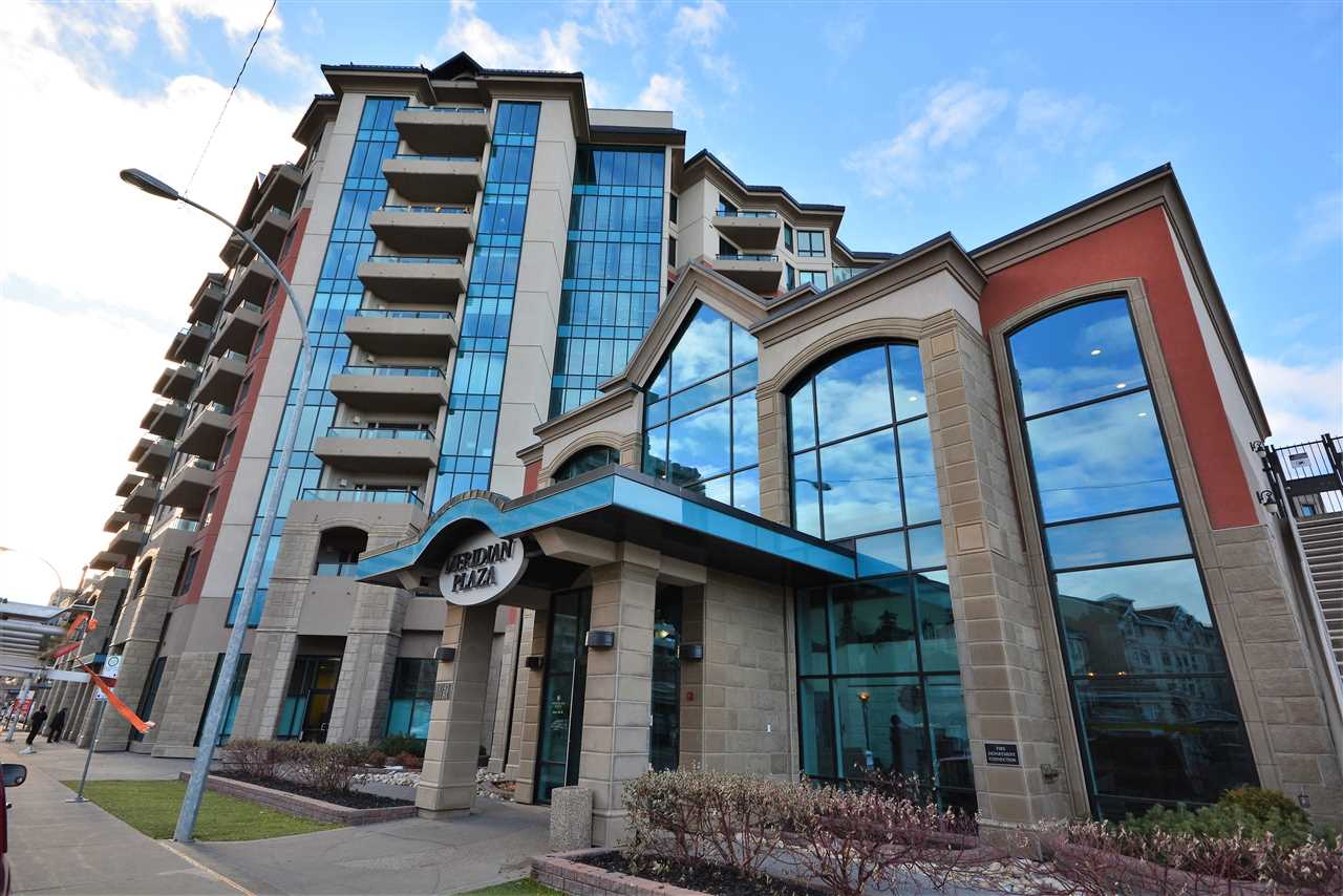 Main Photo: 903 10142 111 Street in Edmonton: Zone 12 Condo for sale : MLS® # E4091602