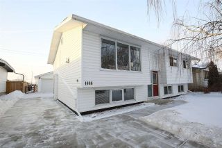 Main Photo: 1086 Moyer Drive: Sherwood Park House for sale : MLS® # E4092488