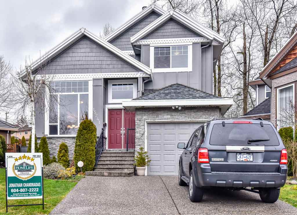 Main Photo: 15241 81A Avenue in Surrey: Fleetwood Tynehead House for sale : MLS® # R2236937