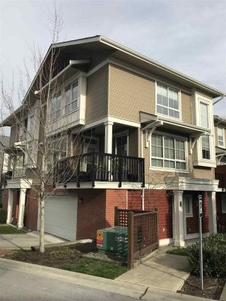 "Main Photo: 58 19505 68A Avenue in Surrey: Clayton Townhouse for sale in ""Clayton Rise"" (Cloverdale)  : MLS®# R2239007"