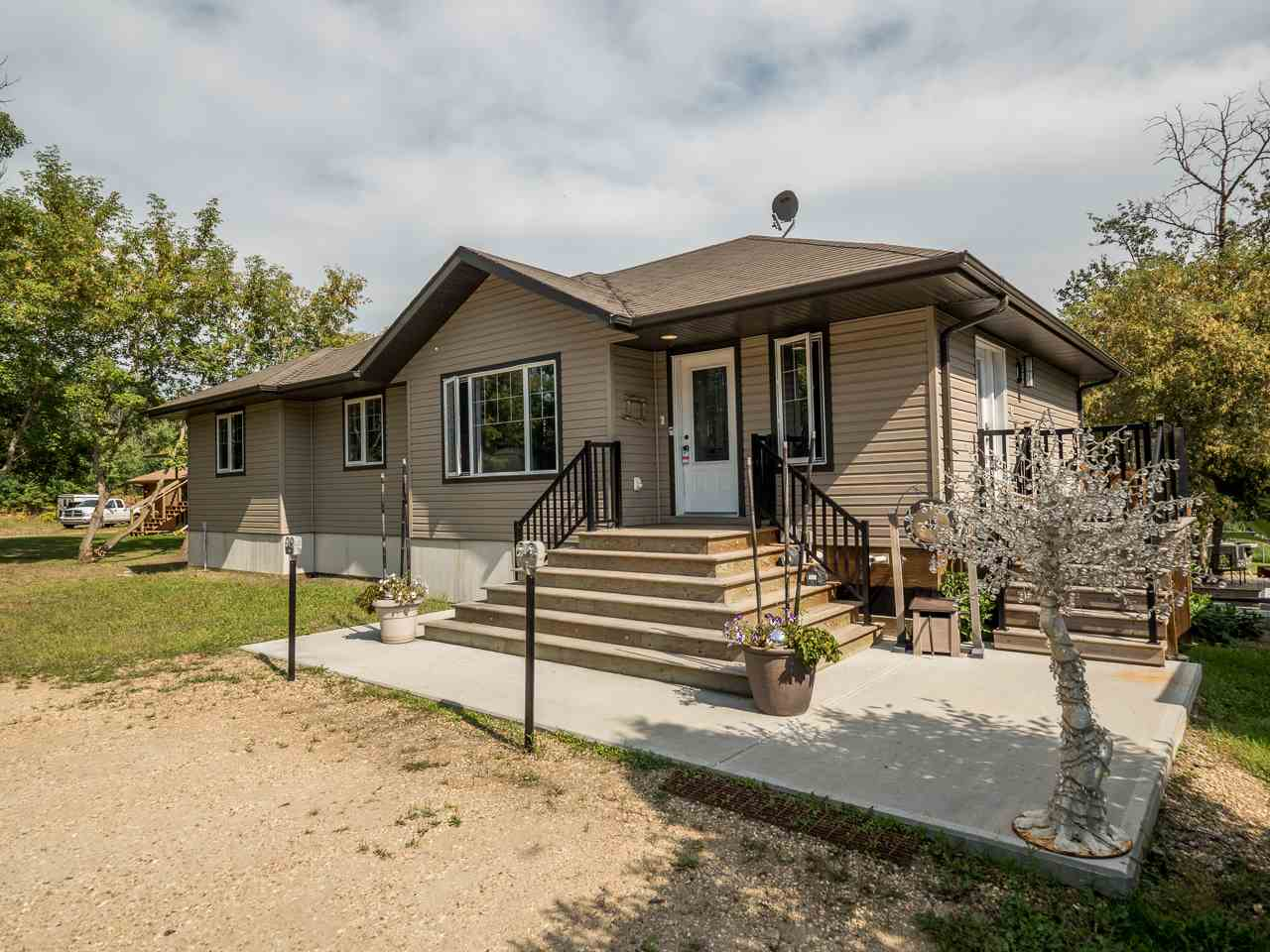 Main Photo: 260 22106 South Cooking Lake Road: Rural Strathcona County House for sale : MLS® # E4096488