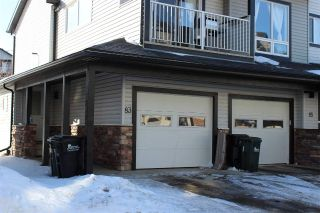 Main Photo: 83 11 Cloverbar Lane: Sherwood Park Townhouse for sale : MLS®# E4097697