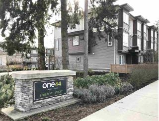"Main Photo: 95 5888 144 Street in Surrey: Sullivan Station Townhouse for sale in ""ONE44"" : MLS® # R2244792"