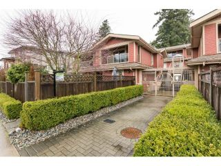 Main Photo: 7 14921 THRIFT Avenue: White Rock Townhouse for sale (South Surrey White Rock)  : MLS®# R2250666