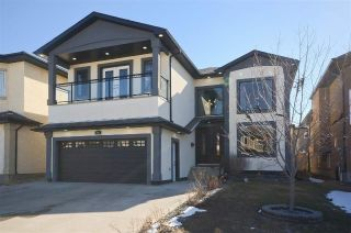 Main Photo: 813 WILDWOOD Crescent in Edmonton: Zone 30 House for sale : MLS®# E4106145
