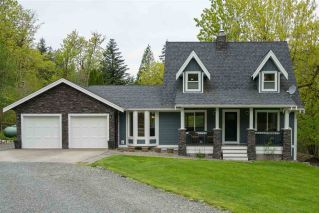 Main Photo: 6151 DUNKERLEY Drive in Abbotsford: Sumas Mountain House for sale : MLS®# R2265052