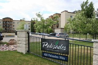 Main Photo: 315 400 Palisades Way: Sherwood Park Condo for sale : MLS®# E4112007