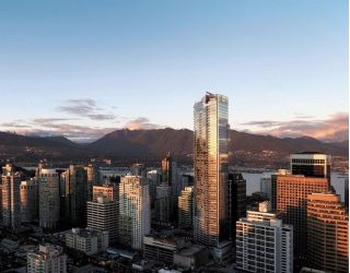 "Main Photo: 2201 1111 ALBERNI Street in Vancouver: West End VW Condo for sale in ""SHANGRI-LA"" (Vancouver West)  : MLS®# R2271143"