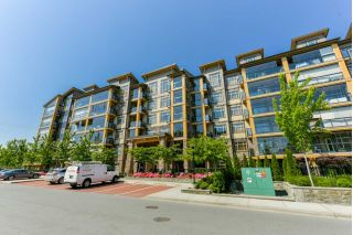 "Main Photo: 605 8067 207 Street in Langley: Willoughby Heights Condo for sale in ""Yorkson Creek Parkside 1, Building B"" : MLS®# R2271048"