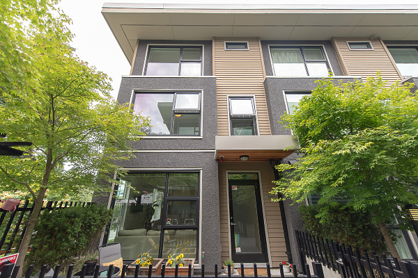 "Main Photo: 2316 WINDSOR Street in Vancouver: Mount Pleasant VE Townhouse for sale in ""7 & W"" (Vancouver East)  : MLS®# R2281356"