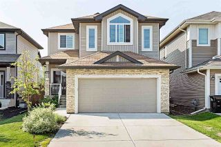 Main Photo: 1267 FOXWOOD Crescent: Sherwood Park House for sale : MLS®# E4123231