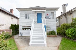 Main Photo: 4152 PENTICTON Street in Vancouver: Renfrew Heights House for sale (Vancouver East)  : MLS®# R2302497