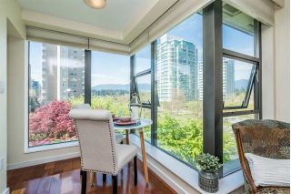 "Main Photo: 405 1723 ALBERNI Street in Vancouver: West End VW Condo for sale in ""THE PARK"" (Vancouver West)  : MLS®# R2303399"