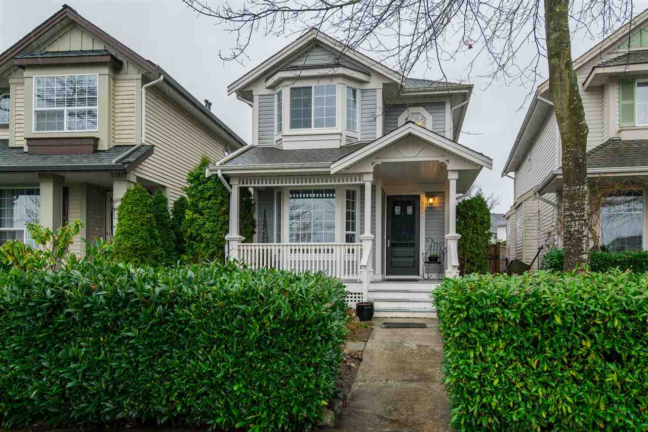 "Main Photo: 6521 185 Street in Surrey: Cloverdale BC House for sale in ""CLOVER VALLEY STATION"" (Cloverdale)  : MLS®# R2312561"