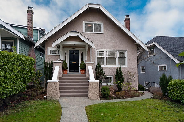 Main Photo: 4153 W 14TH Avenue in Vancouver: Point Grey House for sale (Vancouver West)  : MLS(r) # V869966