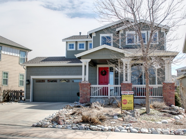 Main Photo: 3226 Brushwood Drive in Castle Rock: House for sale : MLS®# 1074793