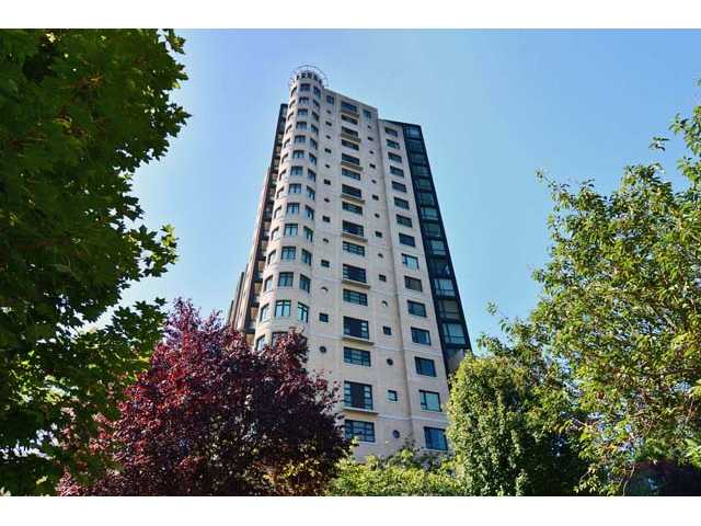 Main Photo: 602 2088 BARCLAY Street in Vancouver: West End VW Condo for sale (Vancouver West)  : MLS®# V1028725