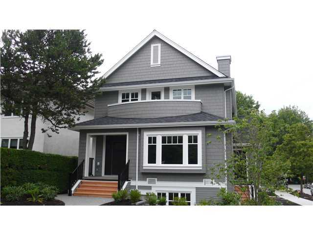 Main Photo: 207 13TH Ave W in Vancouver West: Mount Pleasant VW Home for sale ()  : MLS®# V876432