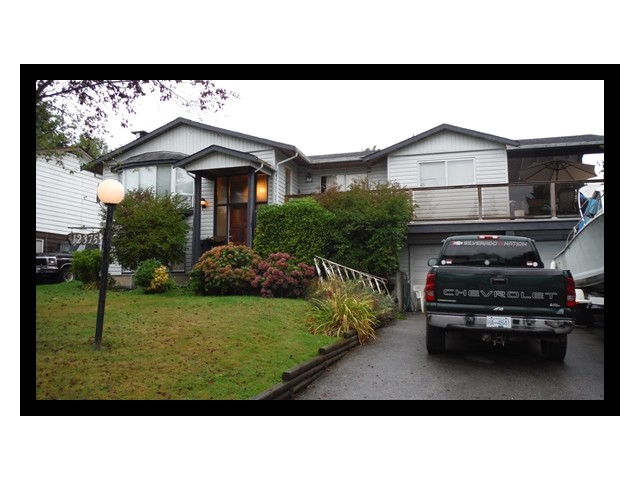"Main Photo: 12375 GRAY Street in Maple Ridge: West Central House for sale in ""WEST MAPLE RIDGE"" : MLS® # V1087164"