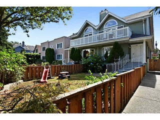 Main Photo: 298 W 16TH Avenue in Vancouver: Cambie Townhouse for sale (Vancouver West)  : MLS® # V1142304