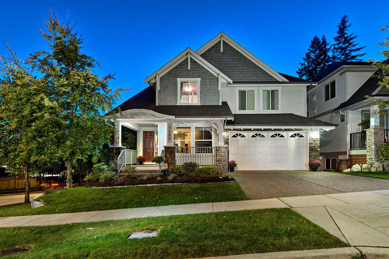 Main Photo: 1466 MARGUERITE Street in Coquitlam: Burke Mountain House for sale : MLS® # R2109000