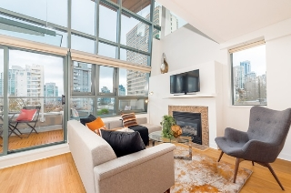 "Main Photo: PH1 1688 ROBSON Street in Vancouver: West End VW Condo for sale in ""Pacific Robson Palais"" (Vancouver West)  : MLS®# R2123676"