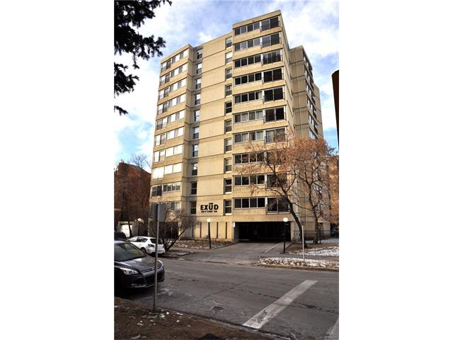 Main Photo: 305 1209 6 Street SW in Calgary: Beltline Condo for sale : MLS(r) # C4092444