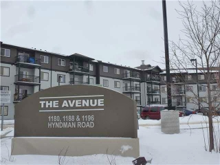 Main Photo: 348 1196 HYNDMAN Road in Edmonton: Zone 35 Condo for sale : MLS(r) # E4047998