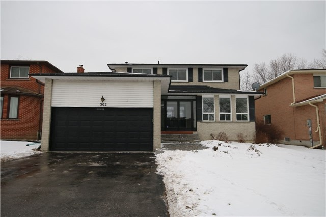 Main Photo: 302 W Buckingham Road in Newmarket: Bristol-London House (2-Storey) for sale : MLS® # N3701937