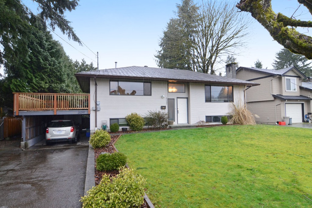 Main Photo: 21297 122 Avenue in Maple Ridge: West Central House for sale : MLS® # R2150617