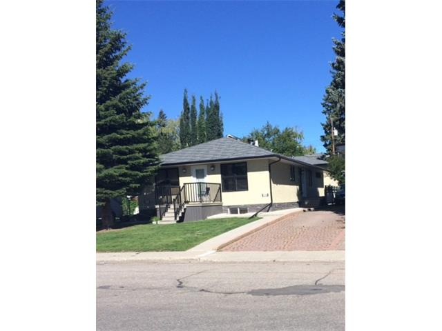 Main Photo: 1222 ROSEHILL Drive NW in Calgary: Rosemont House for sale : MLS(r) # C4111790