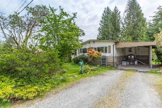 "Main Photo: 5633 CREEKSIDE Place in Sechelt: Sechelt District Manufactured Home for sale in ""WEST SECHELT"" (Sunshine Coast)  : MLS(r) # R2165580"