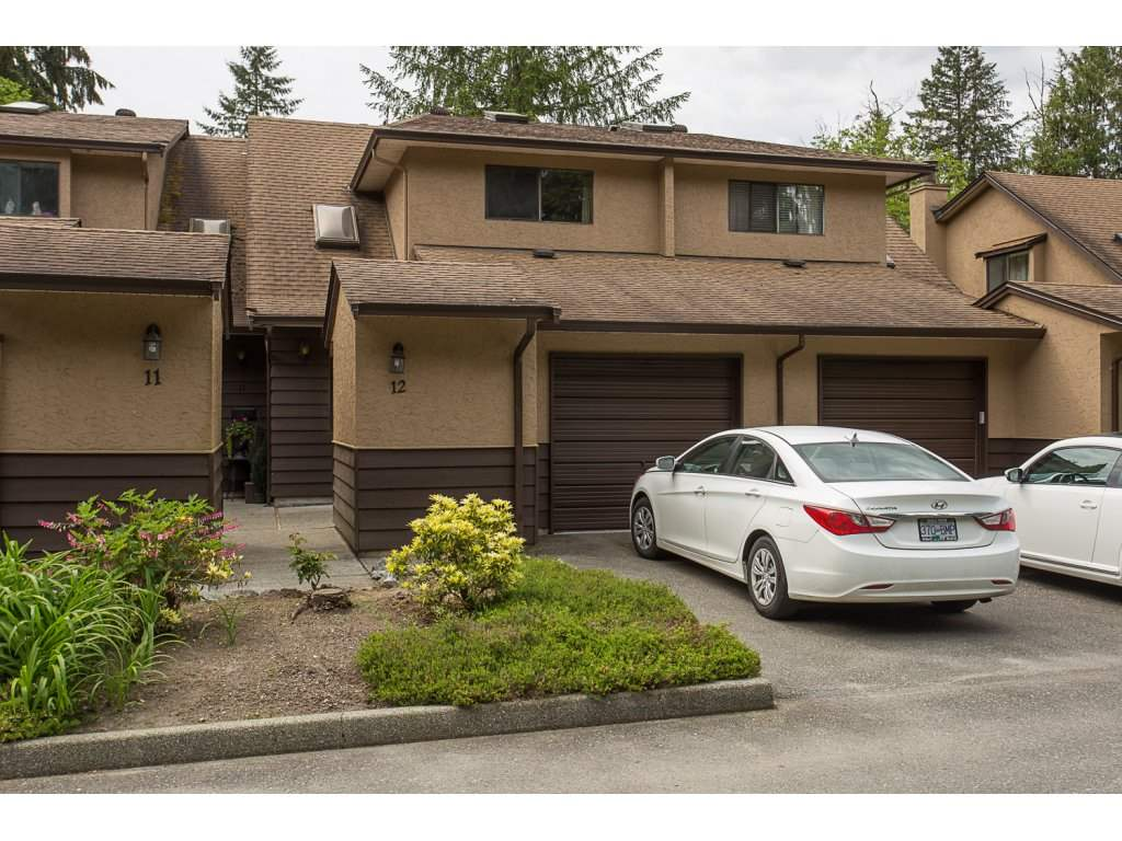 "Main Photo: 12 12227 SKILLEN Street in Maple Ridge: Northwest Maple Ridge Townhouse for sale in ""MCKINNEY CREEK ESTATES"" : MLS(r) # R2170079"