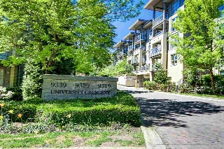 "Main Photo: 205 9319 UNIVERSITY Crescent in Burnaby: Simon Fraser Univer. Condo for sale in ""Harmony"" (Burnaby North)  : MLS(r) # R2170783"