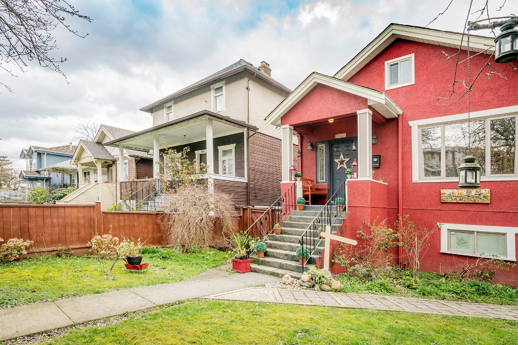 Photo 2: Photos: 1229 E 20TH AVENUE in Vancouver: Knight House for sale (Vancouver East)  : MLS® # R2154315