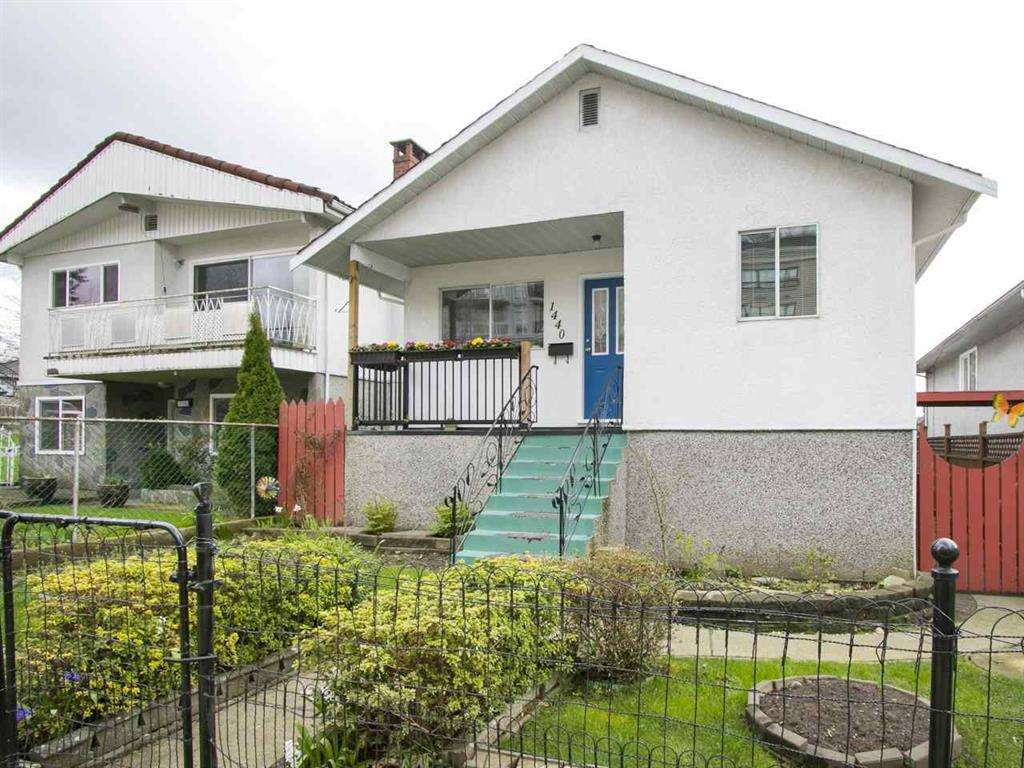 Main Photo: 1440 E KING EDWARD Avenue in Vancouver: Knight House for sale (Vancouver East)  : MLS(r) # R2173834