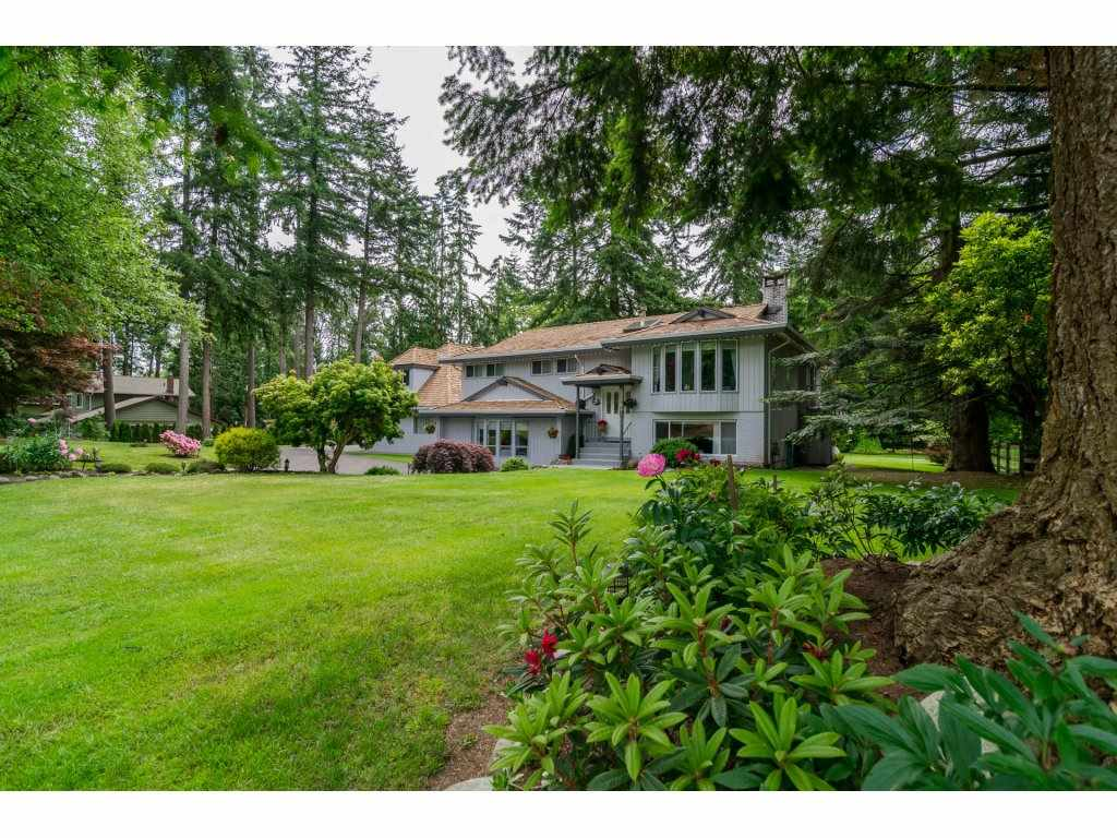 Main Photo: 17142 21 Avenue in Surrey: Pacific Douglas House for sale (South Surrey White Rock)  : MLS(r) # R2176109