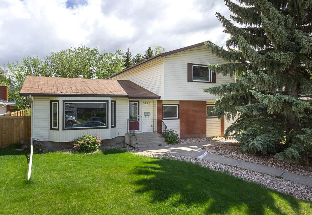 Main Photo: 5803 144 Street in Edmonton: Zone 14 House for sale : MLS® # E4069243