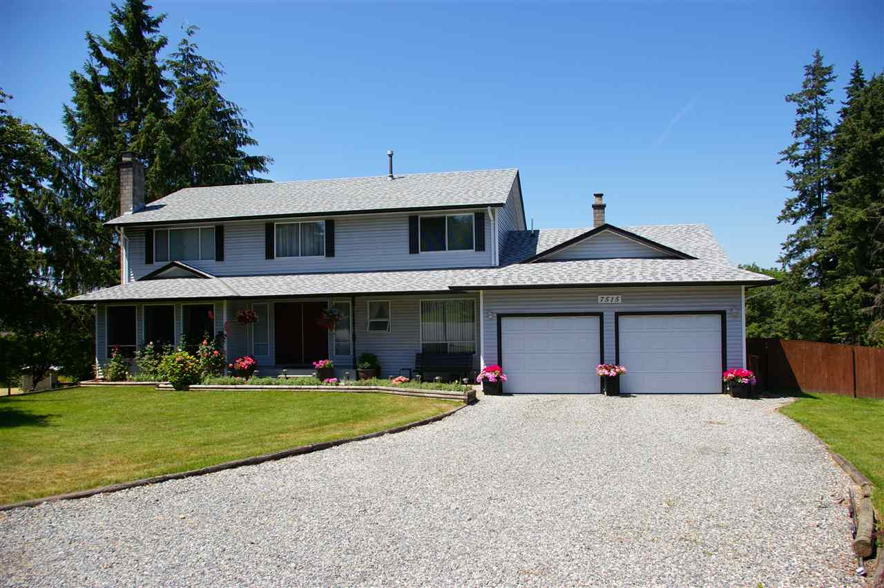"Main Photo: 7515 185 Street in Surrey: Clayton House for sale in ""CLAYTON"" (Cloverdale)  : MLS® # R2182989"