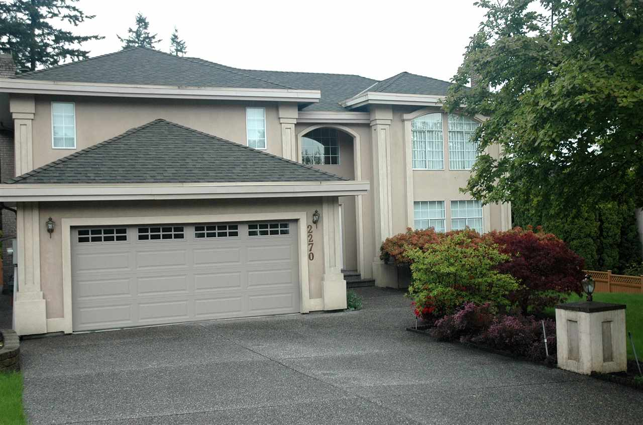 Main Photo: 2270 SORRENTO Drive in Coquitlam: Coquitlam East House for sale : MLS® # R2191542