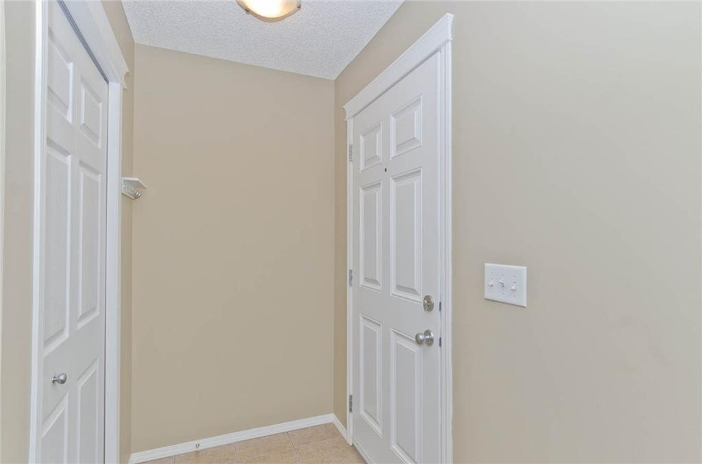 Front Entry: large entrance area with front closet.