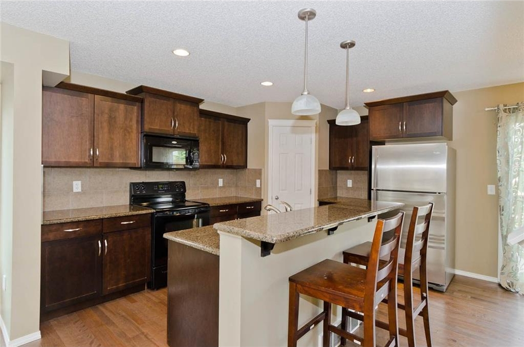 Kitchen: Functional and Spacious