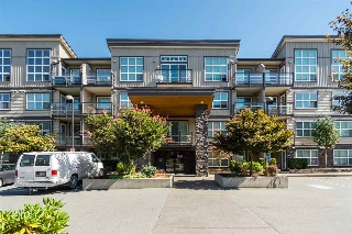 "Main Photo: 407 30525 CARDINAL Avenue in Abbotsford: Abbotsford West Condo for sale in ""Tamarind Westside"" : MLS® # R2200091"