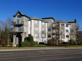 "Main Photo: 102 32725 GEORGE FERGUSON Way in Abbotsford: Abbotsford West Condo for sale in ""Uptown"" : MLS® # R2226698"