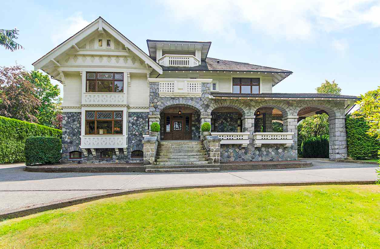 Main Photo: 1238 TECUMSEH Avenue in Vancouver: Shaughnessy House for sale (Vancouver West)  : MLS® # R2227930