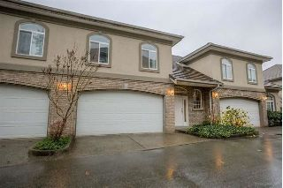 "Main Photo: 5 915 FORT FRASER Rise in Port Coquitlam: Citadel PQ Townhouse for sale in ""BRITTANY PLACE"" : MLS® # R2230819"