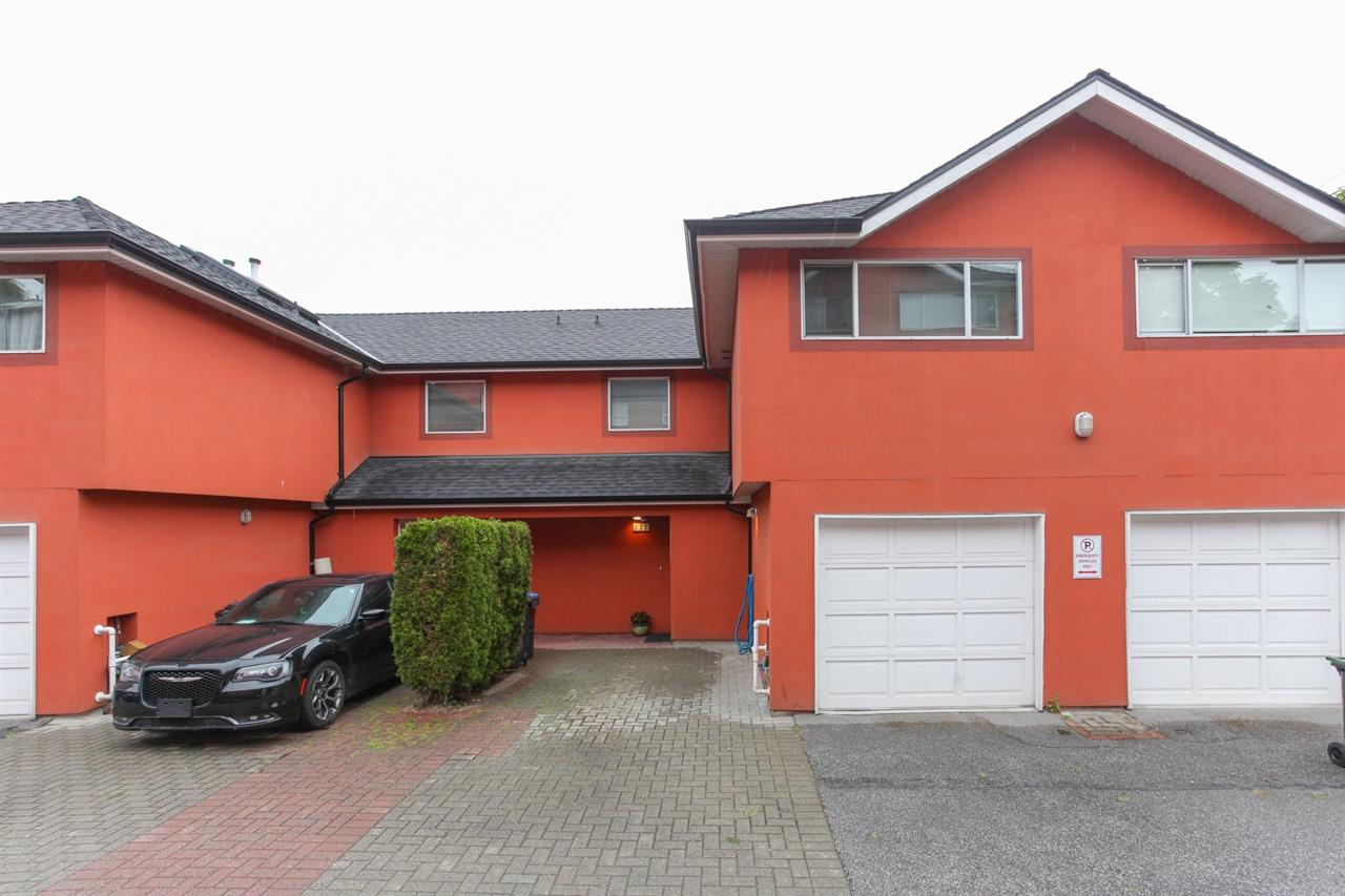 Main Photo: 111 303 CUMBERLAND STREET in New Westminster: Sapperton Townhouse for sale : MLS® # R2179950