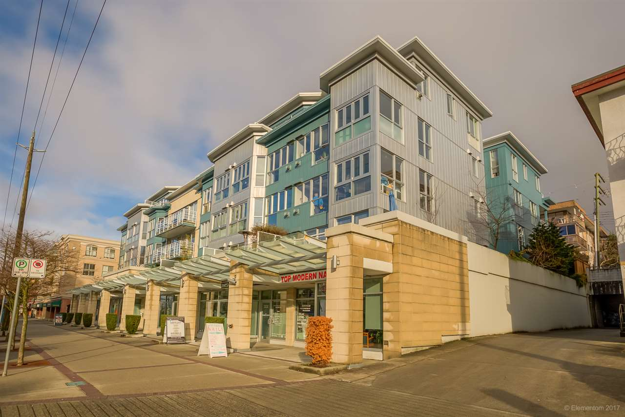"Main Photo: 410 122 E 3RD Street in North Vancouver: Lower Lonsdale Condo for sale in ""SAUSALITO"" : MLS®# R2231685"
