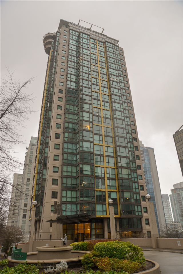 Main Photo: 1605 1367 ALBERNI Street in Vancouver: Downtown VW Condo for sale (Vancouver West)  : MLS®# R2232060