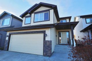 Main Photo: 310 SILVERSTONE Way: Stony Plain House for sale : MLS®# E4093705